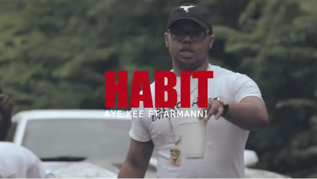 """Aye Kee ft Armanni """"Habit"""" a KENXL film (Official Video)"""